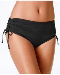 24th & Ocean - Foldover Bikini Bottom - Lyst