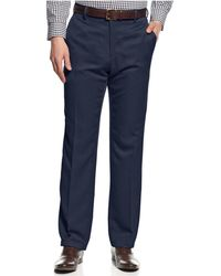 Kenneth Cole Reaction | Slim-fit Low-rise Urban Pants | Lyst