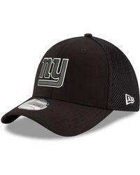 lowest price 98046 f9e33 KTZ - New York Giants Black white Neo Mb 39thirty Cap - Lyst