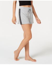 INC International Concepts - I.n.c. Metallic-trim Sleep Shorts, Created For Macy's - Lyst