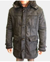 Heritage America - Shearling Jacket - Lyst