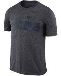 Nike - Virginia Cavaliers Legends Lift T-shirt - Lyst