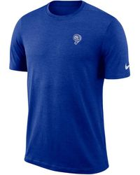 Nike - Los Angeles Rams Coaches T-shirt - Lyst