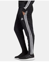 6c588e211 adidas Tiro 17 Soccer Pants in Black for Men - Lyst