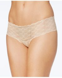 Cosabella - Sweet Treats Infinity Sheer Lace Hot Pants Treat0727 - Lyst
