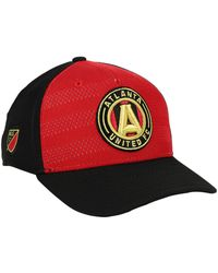 quality design ea66f 7cd2b adidas Los Angeles Football Club Authentic Snapback Cap in Black for Men -  Lyst