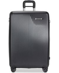 Briggs & Riley - Sympatico Large Expandable Spinner Suitcase - Lyst