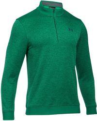 Under Armour - Stripe Storm Sweater Fleece - Lyst
