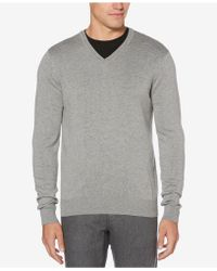 cac9fc816aed Lyst - Under Armour Ua Waffle Long Sleeve Crew in Gray for Men