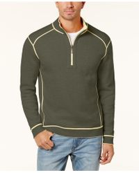 Tommy Bahama - Reversible Flip-side Classic Sweatshirt, Created For Macy's - Lyst