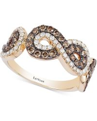 Le Vian - Diamond Infinity Ring (7/8 Ct. T.w.) In 14k Gold - Lyst