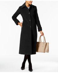 Jones New York | Maxi Walker Coat | Lyst