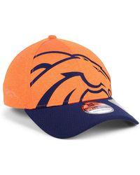los angeles 45cd3 c9ce4 KTZ Denver Broncos Camo Pop Bucket Hat in Green for Men - Lyst