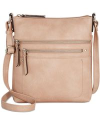 INC International Concepts - Riverton Medium Crossbody, Created For Macy's - Lyst
