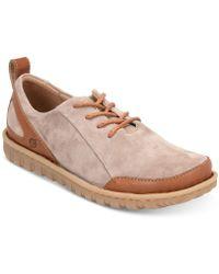 Born - Piper Leather Oxfords - Lyst