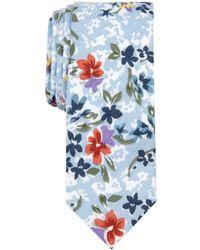 Original Penguin - Ancel Skinny Floral Tie - Lyst