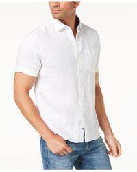 Tommy Bahama - Costa Sera Printed Linen Shirt - Lyst