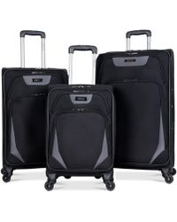 Kenneth Cole Reaction - Going Places 3-pc. Spinner Luggage Set - Lyst
