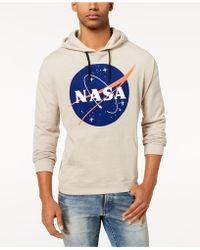 Bioworld - Graphic Print Nasa Hoodie - Lyst