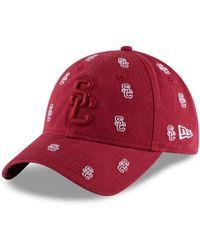 Lyst - KTZ Texas Longhorns Logo Scatter Cap in Brown 2de9e4f1e5f8
