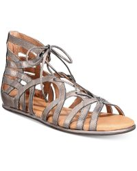 Gentle Souls - Break My Heart Sandals - Lyst