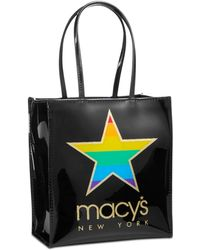 Macy's - Graphic Tote Bag - Lyst