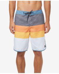 O'neill Sportswear - Four Square Mens Boardshorts - Lyst
