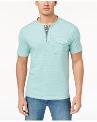 Tommy Bahama - Wakulla Springs Henley - Lyst