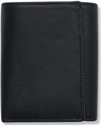Perry Ellis - Wallet, Leather Park Avenue Trifold - Lyst
