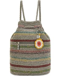The Sak - Amberly Crochet Backpack - Lyst