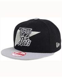 Lyst - 47 Brand New York Knicks Nba Hwc Woodrow Snapback Cap in ... 41b32232cdda