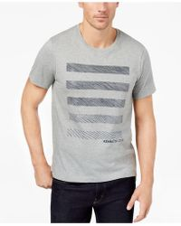 Kenneth Cole Reaction   Men's Graphic-print T-shirt   Lyst