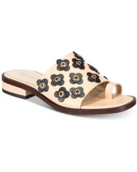 Cole Haan - Carly Floral Sandals - Lyst