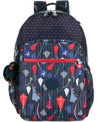 Kipling - Disney's® Mary Poppins Seoul Go Printed Laptop Backpack - Lyst