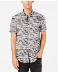 INC International Concepts - Chambray Shirt, Created For Macy's - Lyst