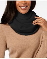 DKNY - Ribbed-knit Snood Neckwarmer, Created For Macy's - Lyst