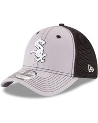 more photos f581c 37be0 KTZ - Chicago White Sox Team Front Neo 39thirty Cap - Lyst