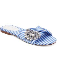 Marc Fisher - Gallery Flat Sandals - Lyst