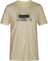 Hurley - Palmira Logo-print T-shirt - Lyst