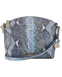 Brahmin - 'mini Duxbury' Crossbody Bag - Lyst