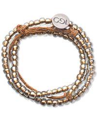 100 Good Deeds - Chestnut Bracelet - Lyst