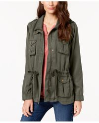 Style & Co. - Cargo-pocket Jacket, Created For Macy's - Lyst