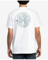 RVCA - Heartland Graphic T-shirt - Lyst