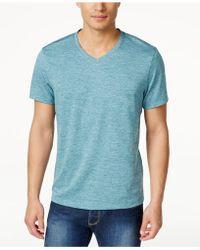 Alfani - V-neck T-shirt - Lyst