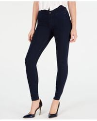 5d5d94d0d87a9 Hue - ® Women's Original Smoothing Denim Leggings, Created For Macy's - Lyst