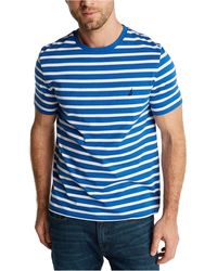 Nautica - Breton Striped T-shirt - Lyst