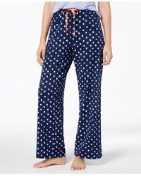 Hue - ® Printed Pyjama Trousers - Lyst