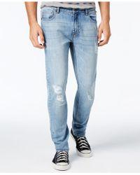 American Rag - Men's Isle Ripped Jeans - Lyst