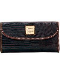 Dooney & Bourke - Continental Clutch Wallet - Lyst