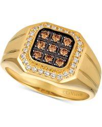 Le Vian - Men's Diamond Ring (1/2 Ct. T.w.) In 14k Gold - Lyst
